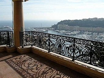 holiday flat MONACO Villa de Rome 4 room flat Monaco on ...
